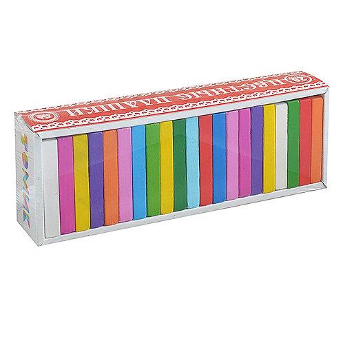 6675 Плашки Цветные