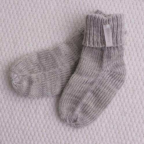 """Носки дет. """"На прогулку"""", серый"""