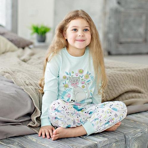 356У-161г  Пижама для девочки