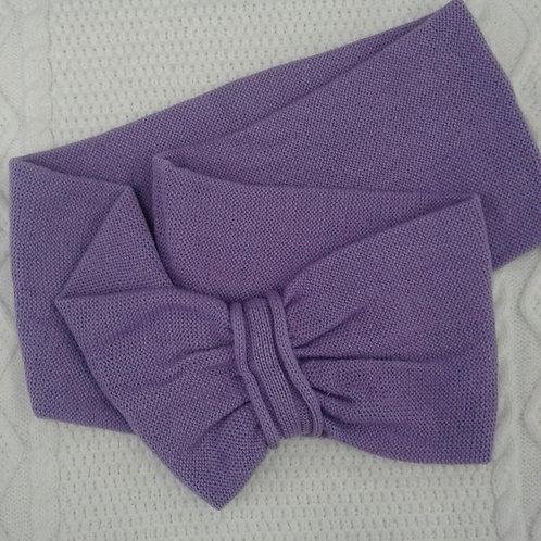 "Снуд детский ""Жасмин"", фиолетовый"