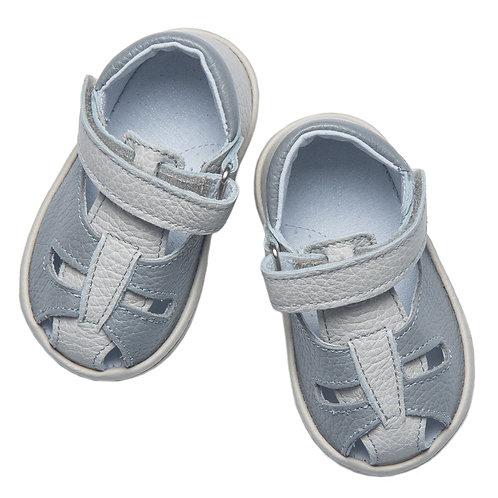 Туфли ясли кожа Фома, св.серый