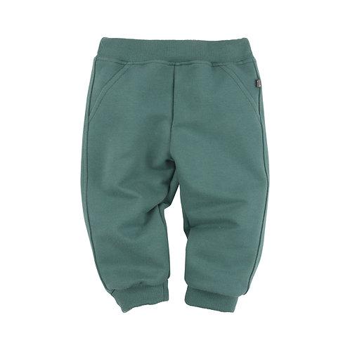 Брюки для мальчика, зеленый