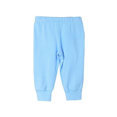 К 4484/небесно-голубой брюки