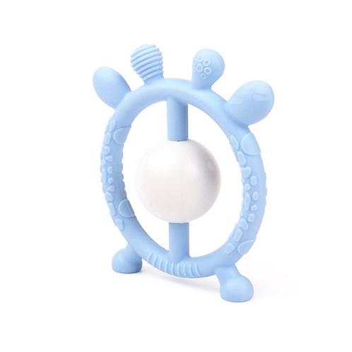 Погремушка- прорезыватель  из пищевого силикона