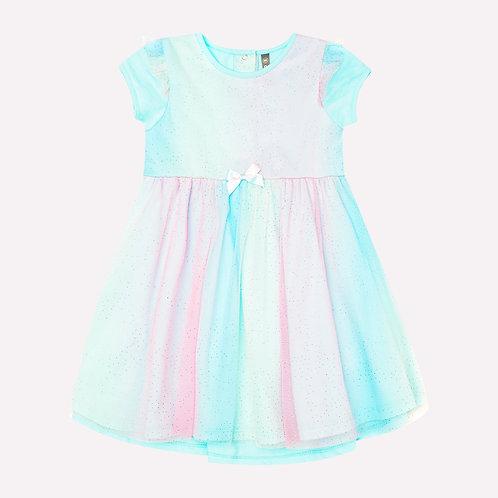 Платье КР 5507/аквамарин1 к209