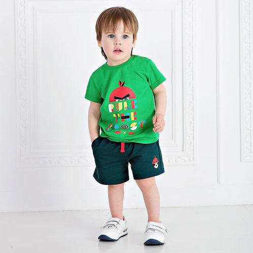 259АБ-161 Футболка ДМ 'Angry Birds' 257фб