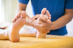 Fussreflexzonen Massage Spiez Bern