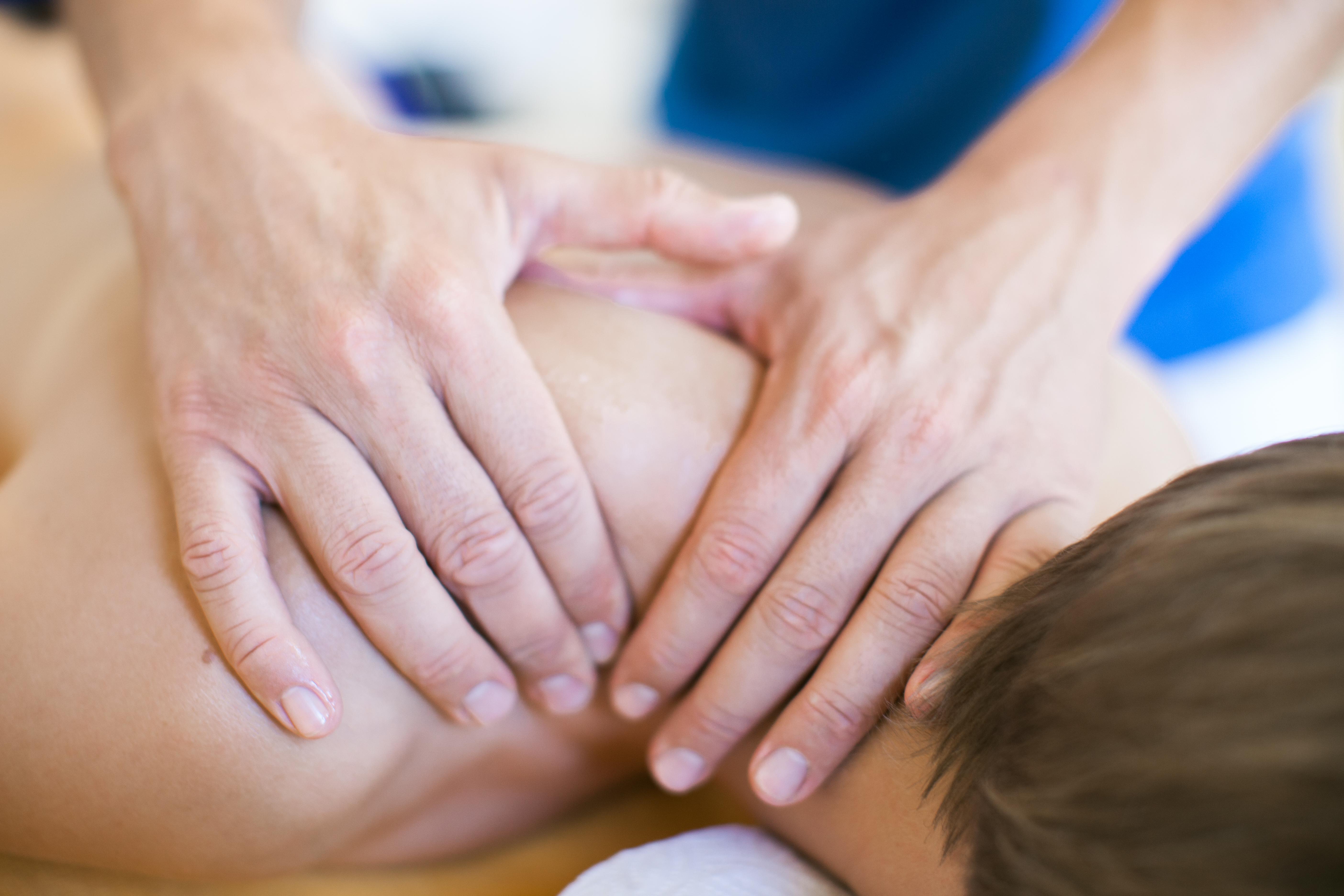 Dorn Breus Massage Spiez Bern