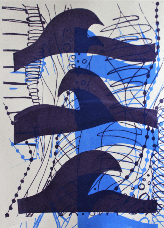 Wave - Mutliple Layers no.3