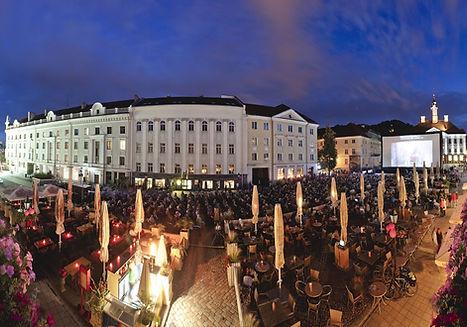 Tartuff Fil Festival at Town Hall Square