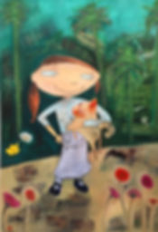 illustrazione infanzia, childhood illustration, Ilustración infantil