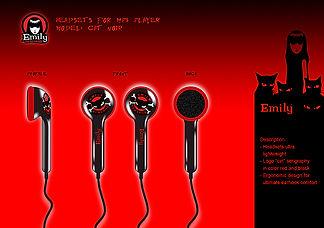 auricolari, earphones, auriculares