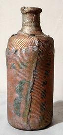 vaso realizzato a mano, handmade vase, jarrón hecho a mano