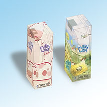 foods packaging
