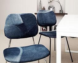sedia realizzata a mano, handmade chairs, silla hecha a mano