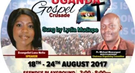 2017 God Loves Uganda