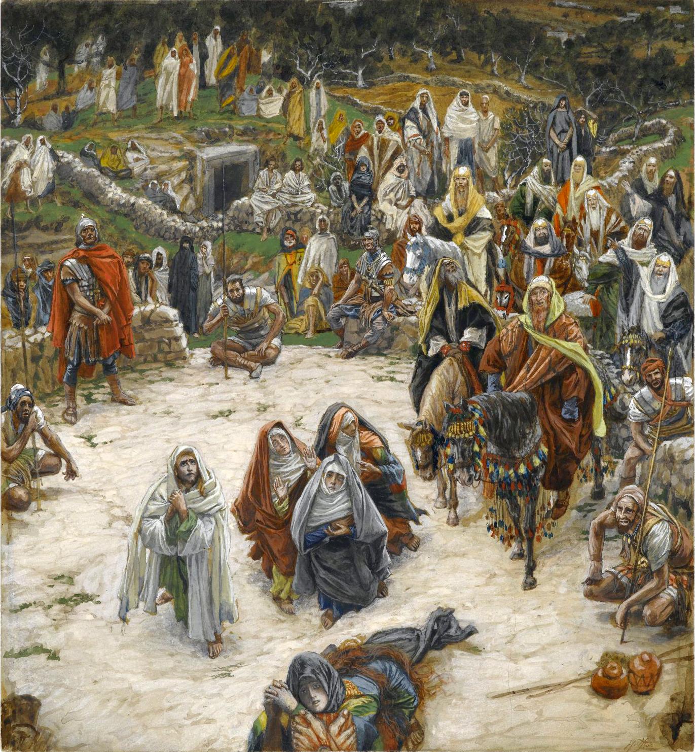 Ce que voyait Notre-Seigneur sur la Croix – Entre 1886 et 1894