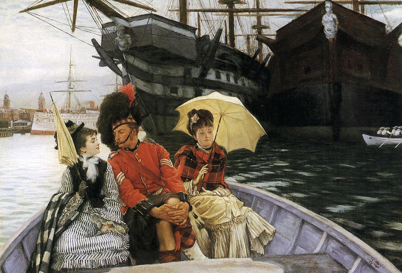 Portsmouth Dockyard – 1877