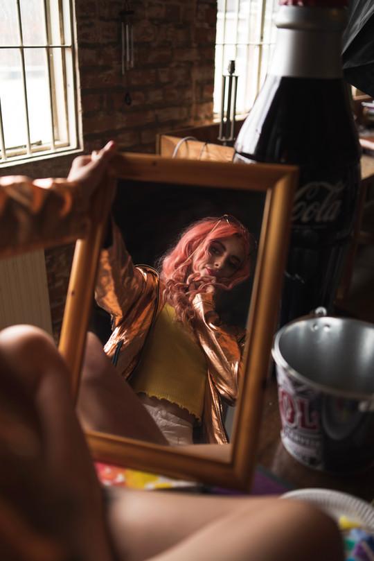 Koco Sucre Mirror Reflection