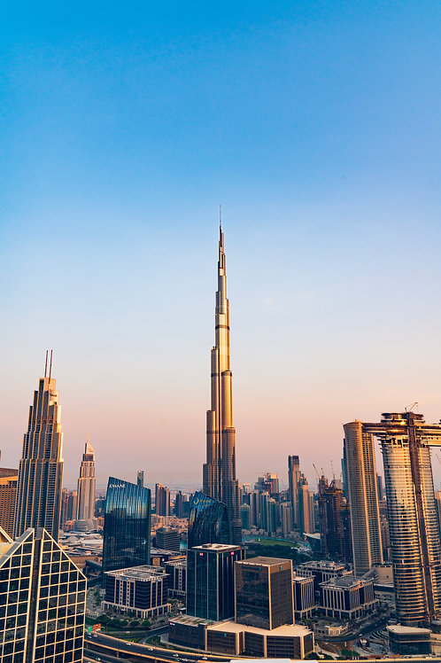 Daylight in Dubai