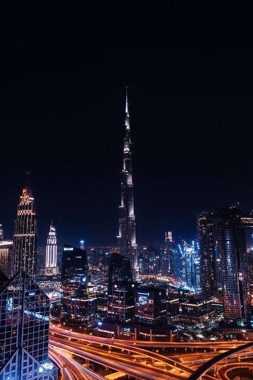 Dubai After Dark