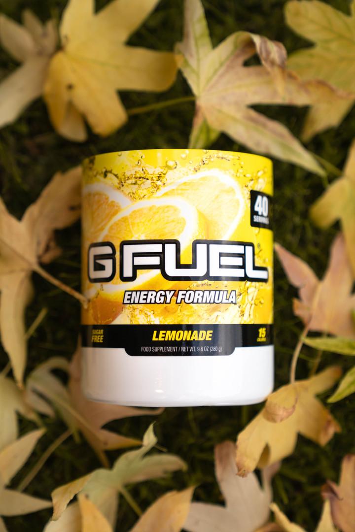 GFUEL Lemonade