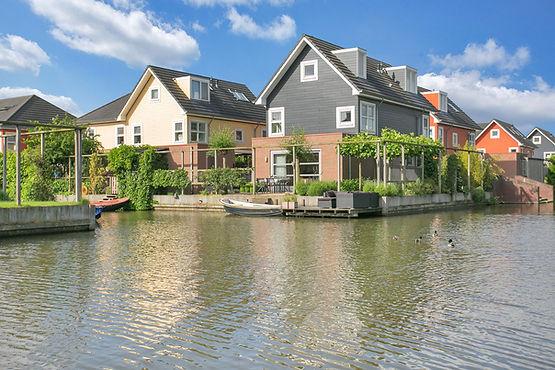 Wonen aan het water in Rosmalen