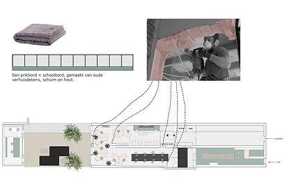 Maatwerk meubel Bureau Herengracht