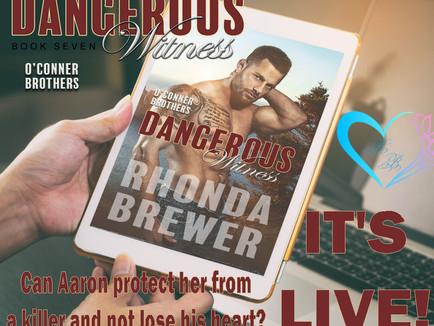 It's LIVE! Dangerous Witness!