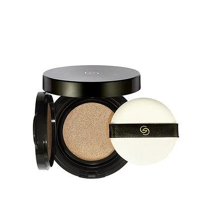 Κόμπακτ Make-up με Σφουγγαράκι Divine Touch Giordani Gold