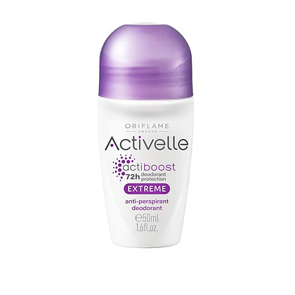 ACTIVELLE Αντιιδρωτικό Αποσμητικό Activelle Extreme