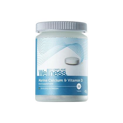 WELLNESS BY ORIFLAME Ασβέστιο & Βιταμίνη D