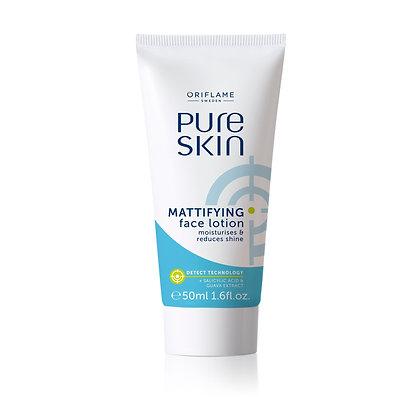 Γαλάκτωμα Προσώπου για Ματ Όψη Pure Skin