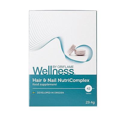 WELLNESS BY ORIFLAME NutriComplex Για τα Μαλλιά & τα Νύχια