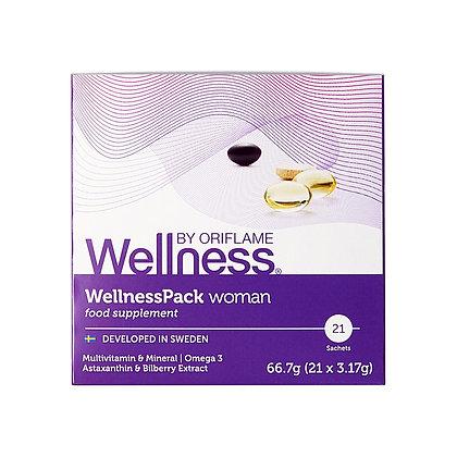 WELLNESS BY ORIFLAME WellnessPack Woman
