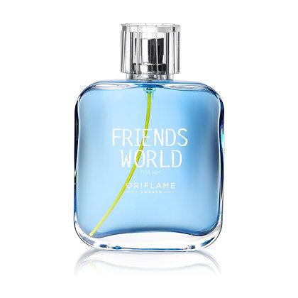 Ανδρικό Άρωμα Friends World EdT