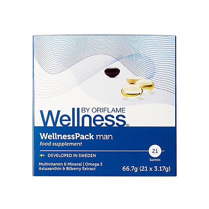 WELLNESS BY ORIFLAME WellnessPack Man