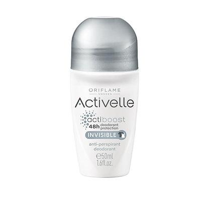 ACTIVELLE Αντιιδρωτικό Αποσμητικό Activelle Invisible