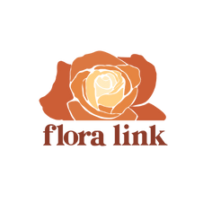 Flora Link Band Logo
