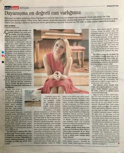 Eray Aytimur, Hurriyet 10.11.2017