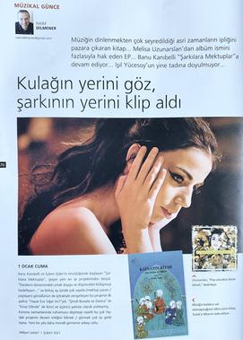 Naim Dilmener / Milliyet Sanat / Şubat 2021