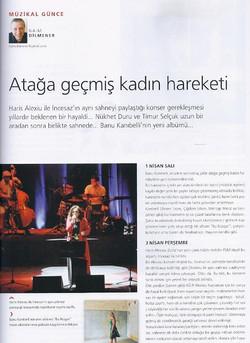Naim Dilmener, Milliyet San, 05.2014