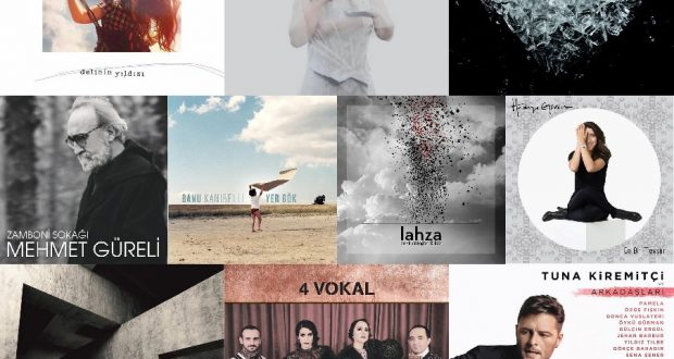 MüzikEkspres Yılın albümleri 2017