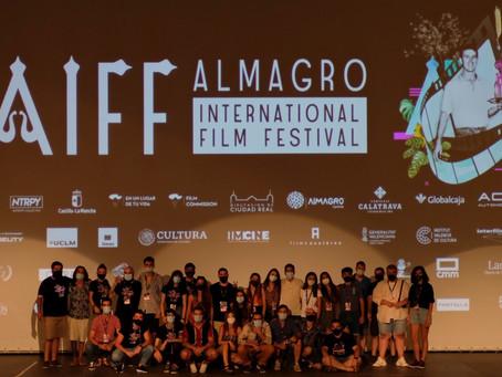 AIFF cierra una edición con 74 cortos de 13 países, 11 acciones formativas y un 1216 espectadores