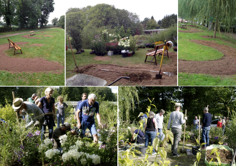 Préparation des sols et plantation des vivaces en automne