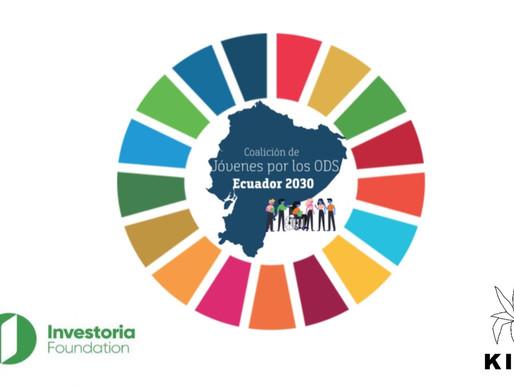 Lanzamiento de la Coalición de Jóvenes por los ODS Ecuador 2030