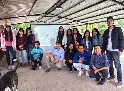 Datatones: Quito, Tena, Portoviejo y Loja