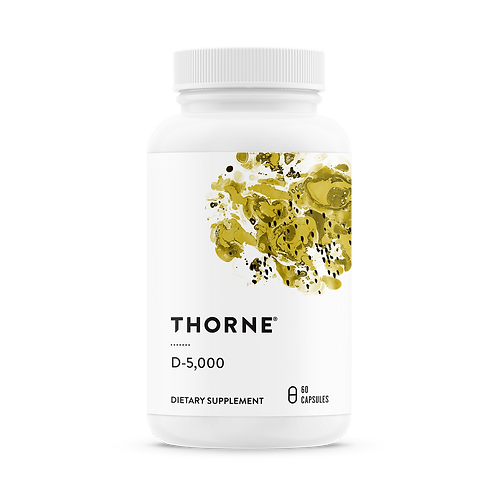 Thorne - Vitamin D 5,000