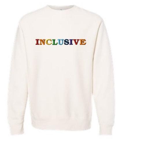 SF Inclusive Embroidered Crew