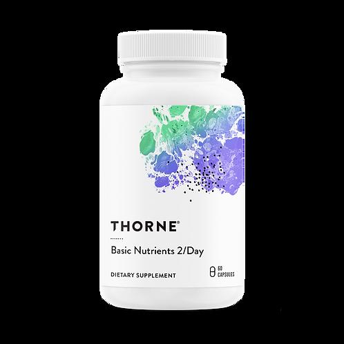 Thorne - Basic Nutrients 2/Day